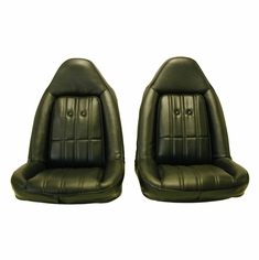 1973-1974 Monte Carlo/Grand Prix Front Swivel Buckets and Rear Bench Seat Upholstery Kit U210S