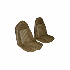 1973-1977 Oldsmobile Cutlass 442 Coupe Front Swivel Buckets and Rear Bench Seat Upholstery Kit U274