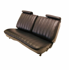 1974-1977 Regal/Malibu/Monte Carlo/Cutlass/Grand Prix Coupe Front Straight Bench with Split Back and Rear Bench Seat Upholstery Kit U2102S