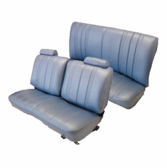 1978-1980 Regal/Malibu/Monte Carlo/Cutlass/Grand Prix Front Bench No Arm Rest with Head Rests and Rear Bench Seat Upholstery Kit U278S