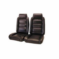 1978-1981 Regal/Malibu/Monte Carlo/Cutlass/Grand Prix Front Bucket Seats with Built in Head Rests & Rear Bench Seat Upholstery Kit U208S