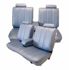 1978-1982 Regal/Malibu/Monte Carlo/Cutlass/Grand Prix Front Bench with Arm Rest, Head Rests & Rear Bench Seat Upholstery Kit U279S