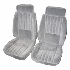 """1981-1987 Buick Regal """"T"""" Type Front Buckets and Rear Bench Seat Upholstery Kit U2108"""