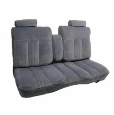 1981-1987 Chevrolet Monte Carlo/Pontiac Grand Prix Front and Rear Bench Seat Set for Custom Interior Seat Upholstery Kit U2104S