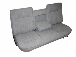 Incredible 1987 1991 Ford Standard Cab Front Bench Seat Upholstery Kit U517 Machost Co Dining Chair Design Ideas Machostcouk