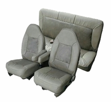 Marvelous 1992 1996 Ford Bronco Front Buckets And Rear Bench Seat Gamerscity Chair Design For Home Gamerscityorg