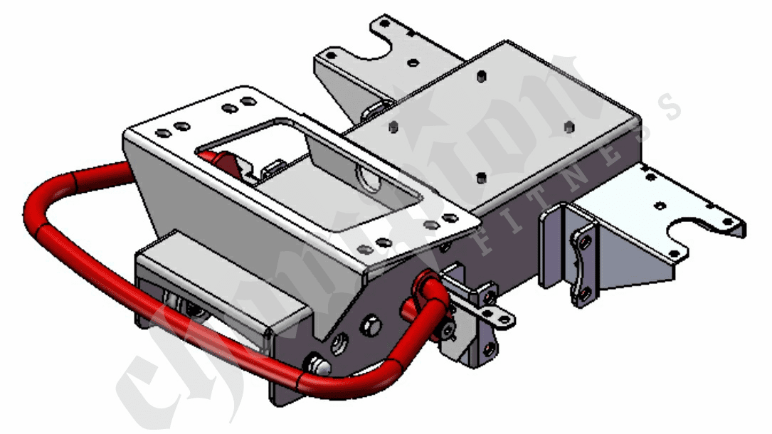 S3R seat carrier assembly