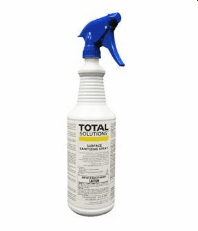 Total Solutions Surface Sanitizing Spray ** LIMITED AVAILABILITY COULD CAUSE DELAY **