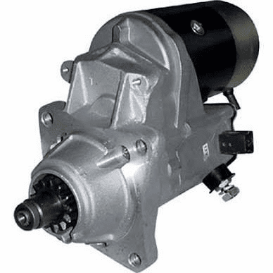 Aftermarket Case/IH Starter 104451a2r One Year Warranty