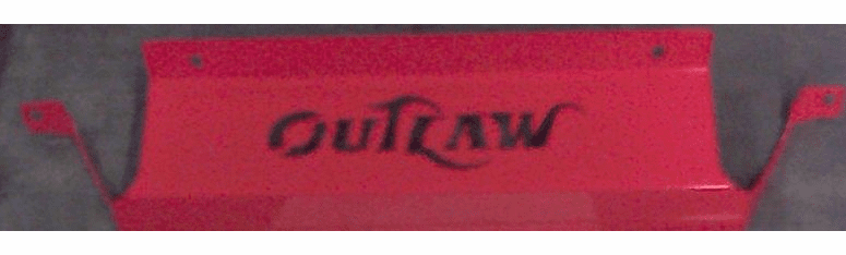Bad Boy Mower OEM  014-2100-00 Outlaw Cooler Cover