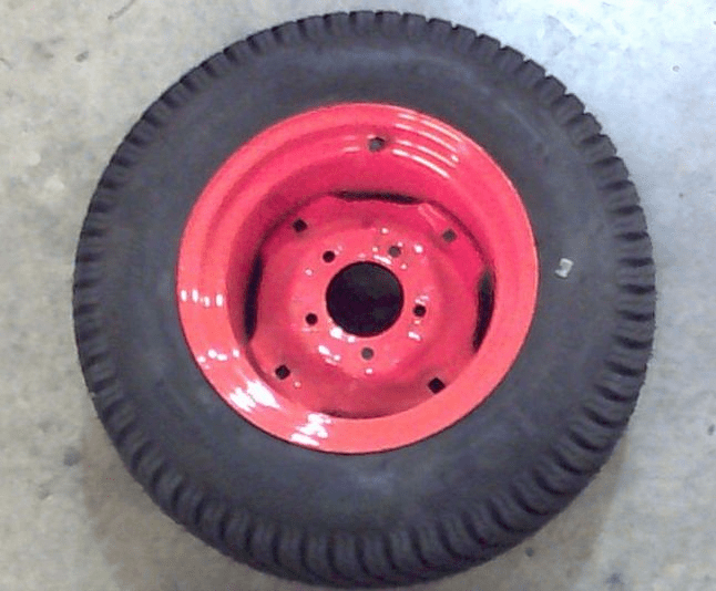Bad Boy Mower OEM  022-3000-00 23x8.50-12 Tire Assembly