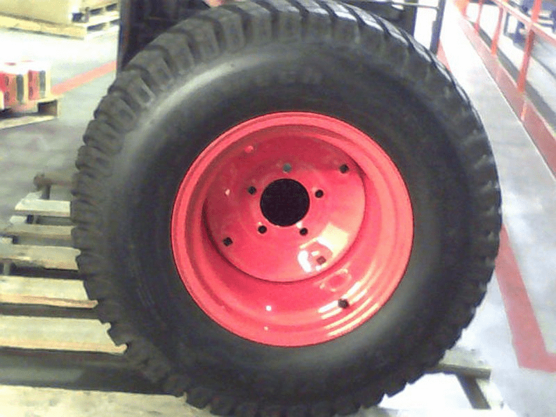 Bad Boy Mower OEM  022-7031-00 26 x 12.00 - 12 Tire and Orang