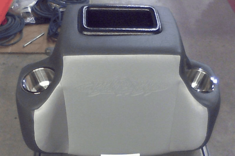 Bad Boy Mower OEM  071-6000-00 Seat Cushion-2014 Stand On Mower