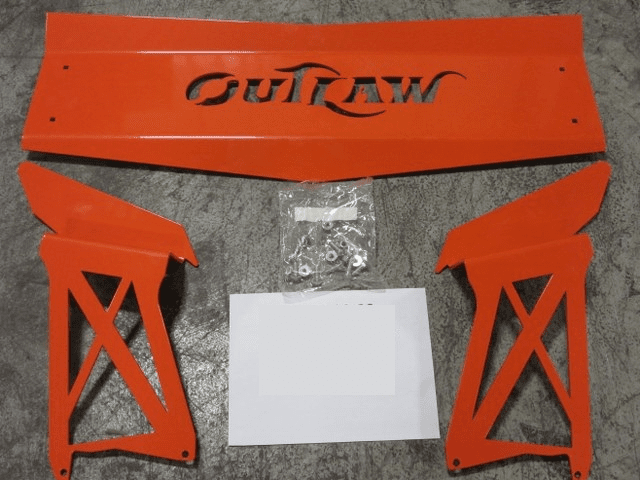 Bad Boy Mower OEM  088-3020-00 Outlaw XP Spoiler Assembly