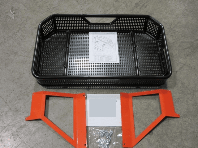 Bad Boy Mower OEM  088-4050-00 Cargo Rack for Pup / Outlaw