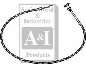 Case/IH Choke Cable fits 460 Models 374251R93