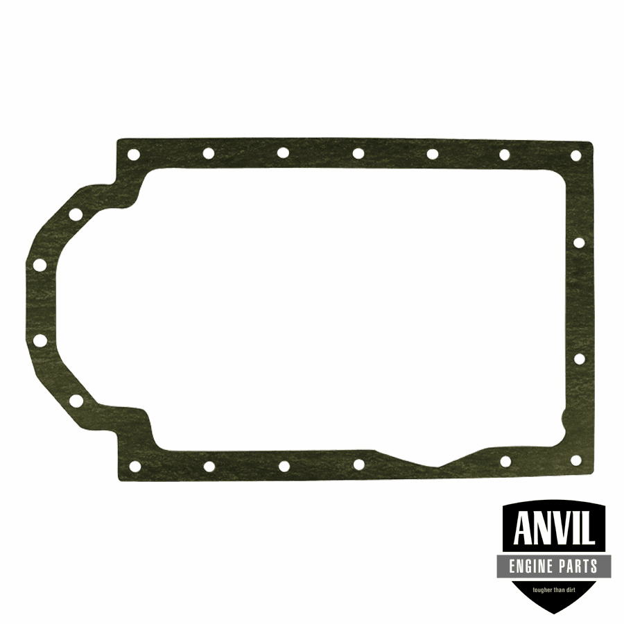 Case/International Harvester Oil Pan Gasket 3138641R1, 3138641R2