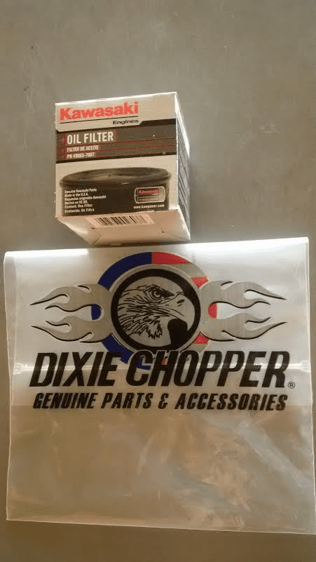 Dixie Chopper OEM Spin On Oil Filter 902452
