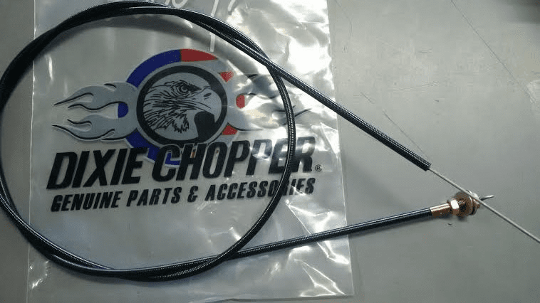 Dixie Chopper OEM Throttle Cable 600075