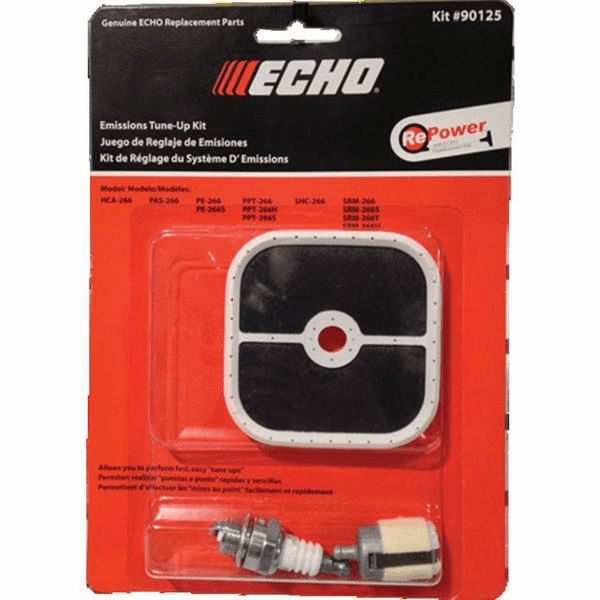 ECHO OEM Repower Tune Up Kit for SRM-266 String Trimmer 90125