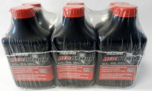 ECHO Red Armor 2 Cycle Oil 50:1 6 Pack 6550002 2 Gallon Mix