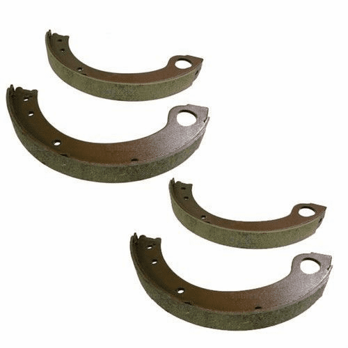 Ford Brake Shoes Set of 4  C5NN221BE