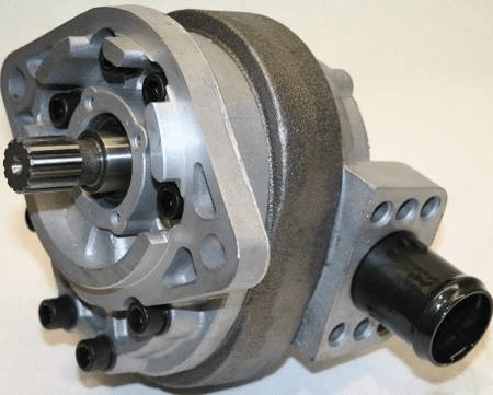 Ford Hydraulic Pump Assembly D8NN600AA