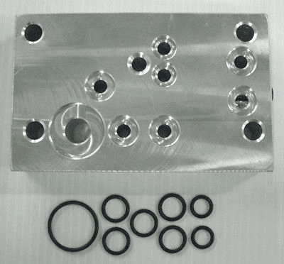 Ford Hydraulic Valve with O Rings HV4902