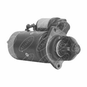New Case/IH Starter 114799A1 One Year Warranty