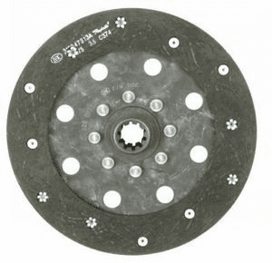 "New Deutz Allis 9"" PTO Disc 4378789"