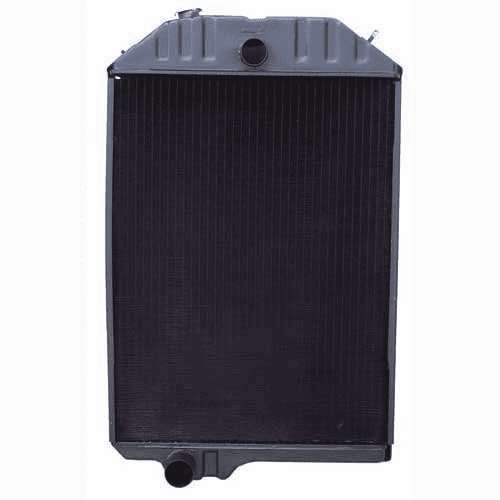 New John Deere Radiator fits 4630 with Air Condition