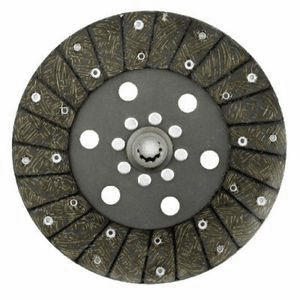 "New PTO Clutch Disc for Allis Chalmers & Long Tractors 11"" 10 Spline"
