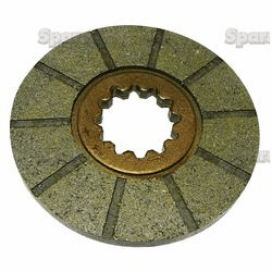 New Sparex  BRAKE DISC, 121961C92 Part Number S61886