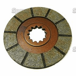 New Sparex  BRAKE DISC, 384166R92 Part Number S61885