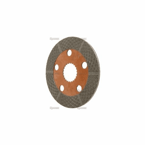 New Sparex  BRAKE DISC, LINED Part Number S62206