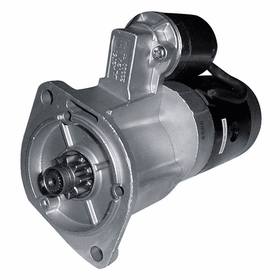 New Starter for MF Compacts 3435016m91?One Year Warranty