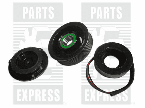 Parts Express Air Conditioner, Compressor, Clutch Replaces  AL78494