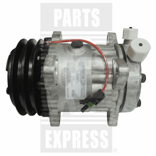 Parts Express Air Conditioning, Compressor, New   Replaces  87026034