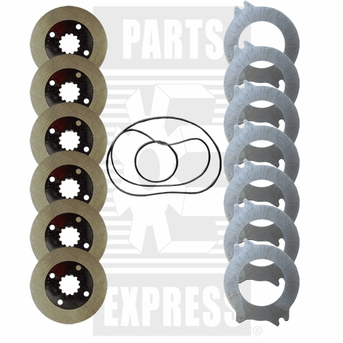 Parts Express Brake, Disc, Kit      Replaces  120235C94