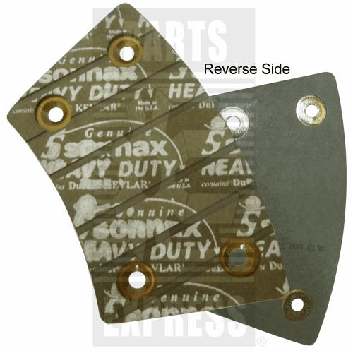 Parts Express Brake, Pad  Replaces part number R90090