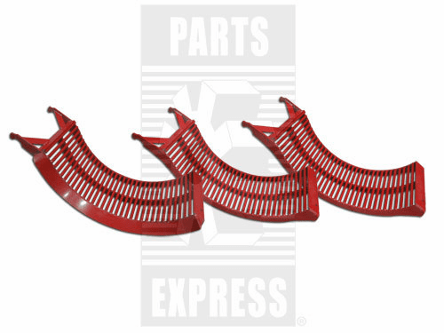 Parts Express Concave, Round Bar    Replaces  87298938