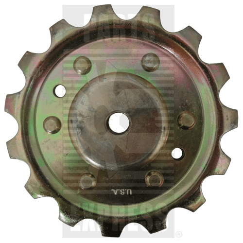 Parts Express Corn Head, Gathering Chain, Idler, Sprocket       Replaces  87473652