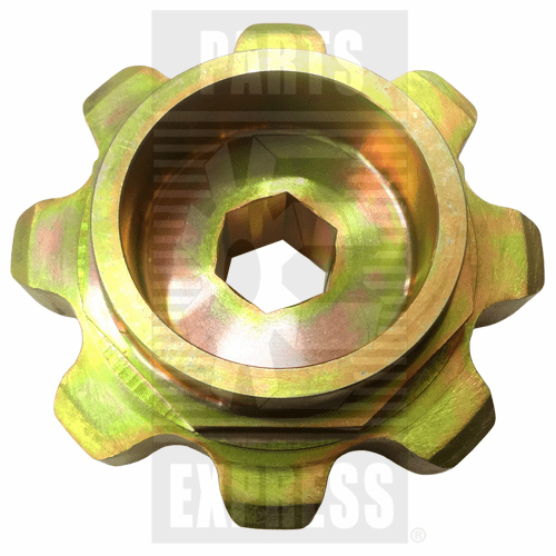 Parts Express Corn Head, Gathering Chain, Sprocket      Replaces  H233287