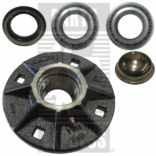 Parts Express Coulter Hub package   Replaces  204-379SKIT