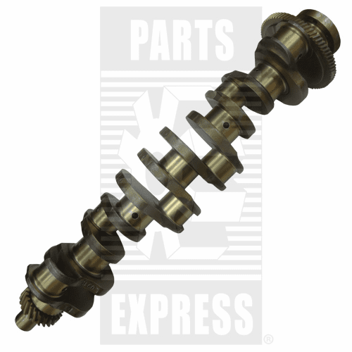 Parts Express Crankshaft, 6 Cylinder, Diesel      Replaces  RE53422