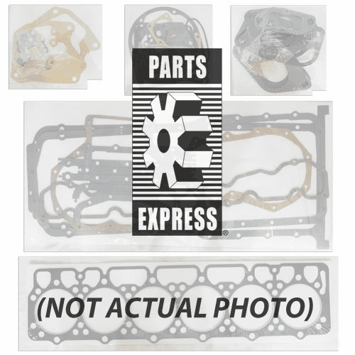 Parts Express Gasket, Overhaul Set  Replaces  RE37416