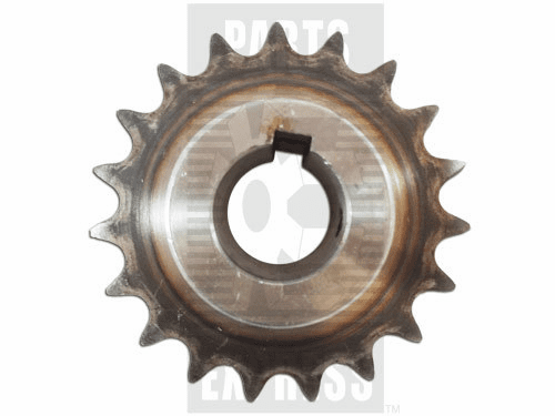 Parts Express Gear Box, Unloader, Lower Counter Shaft, Drive Sprocket Replaces  AH128075