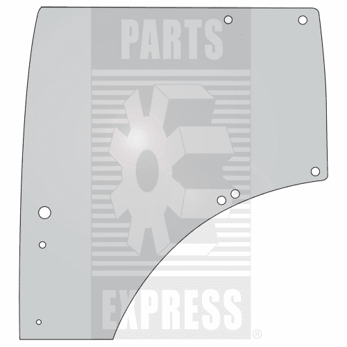 Parts Express Glass, Door, LH       Replaces  L212967