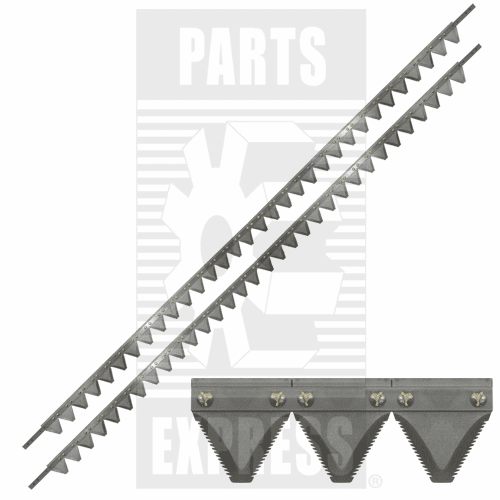 Parts Express Grain Head, Cutter Bar, Assembly    Replaces  371619A2