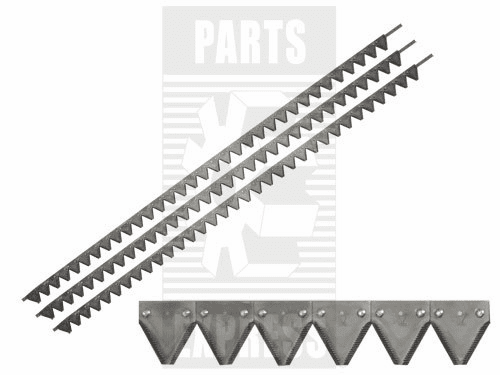 Parts Express Grain Head, Cutter Bar, Assembly    Replaces  371620A1